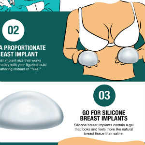 4 Secrets to Breast Implant Results That Look & Feel Natural [Infographic]